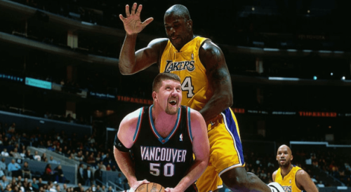 """Shaquille O'Neal Reveals His Toughest Opponent Was 'Big Country' Bryant Reeves: """"He Had The Ugliest Duckworth One-Handed Jumper. He'd Shoot It And It Would Always Go In"""""""