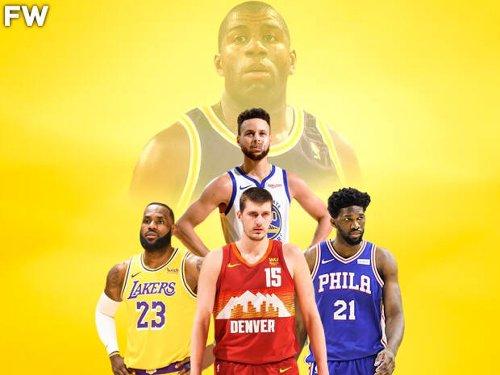 Magic Johnson Picks Nikola Jokic As The MVP Over LeBron James, Joel Embiid And Stephen Curry