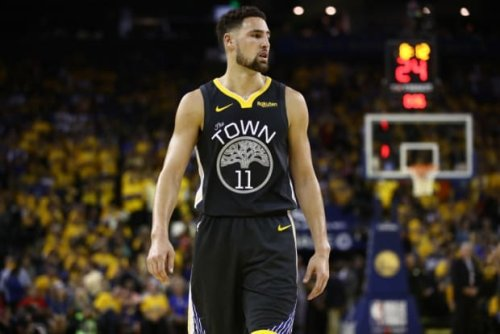 """Klay Thompson Reacts To NBA 75 Snub: """"Maybe I'm Just Naive In My Ability To Play Basketball, But In My Head, I'm Top 75 All-Time."""""""