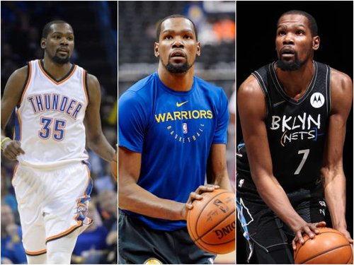 Colin Cowherd Says Kevin Durant Has Never Been The Face Of His Teams