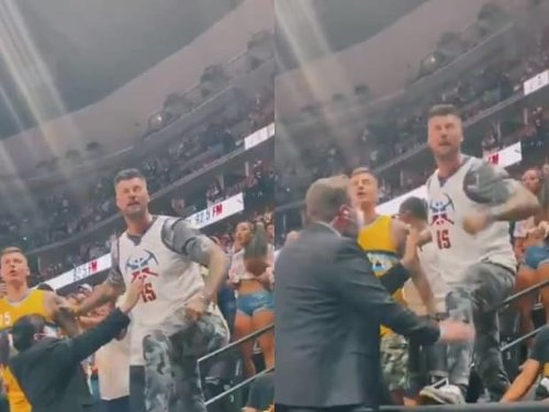 Nikola Jokic's Brothers Wanted To Beat Devin Booker After On-Court Incident