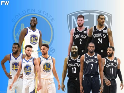 Stephen A. Smith Says The Brooklyn Nets With Kyrie Irving Are The Only Team That Can Beat Golden State Warriors