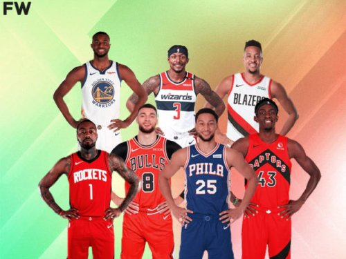 10 NBA Players That Could Be Traded Before The Season And Their Top Destinations