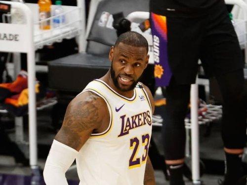"Shannon Sharpe Responds To LeBron James' Slimmer Body: ""Long Story Short, It's Over!"""