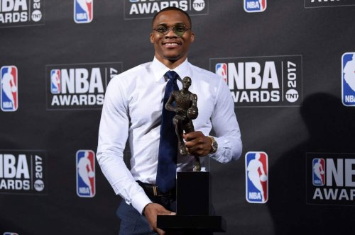 """Draymond Green On Russell Westbrook: """"I Had No Problem With Him Winning MVP Because I Thought He F--king Deserved It. That OKC Team He Was On Was Horses--t."""""""