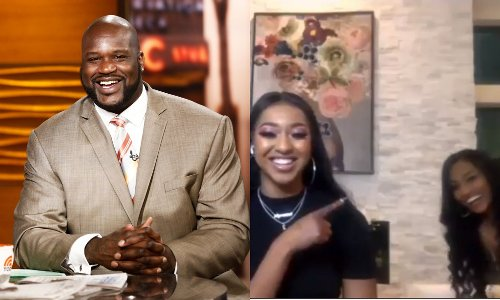 "Shaquille O'Neal Hilariously Shoots His Shot With Baylor Player's Mom: ""I Got A New Website Called Damn Yo Mama Fine."""