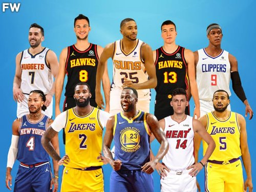 10 NBA Players That Could Surprise Everyone In The Playoffs
