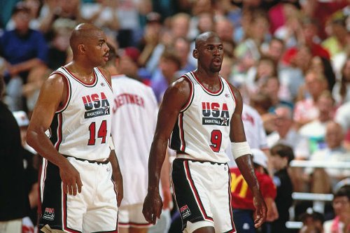 """Charles Barkley On Playing Cards With Michael Jordan And Magic Johnson During USA Dream Team Era: """"We'd Gather From Eight O'clock At Night To Six In The Morning, Then We'd Run To The Room And Take A Quick Power Nap And Go To Practice."""""""