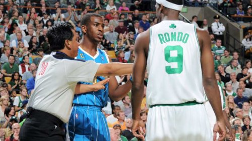 """Rajon Rondo To Chris Paul In 2009: """"I've Got A Ring And You're Never Gonna Win One"""""""