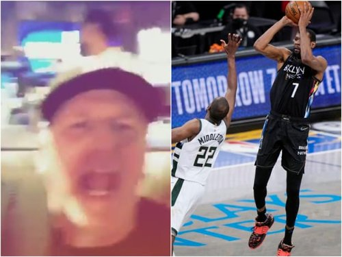 """Michael Rapaport Was Really Happy When Kevin Durant Air-Balled Last-Second Shot: """"When That Big 3 Bullsh*t Backfires"""""""
