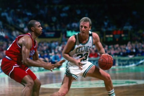 """Larry Bird Hilariously Blasted Charles Barkley: """"You Guys Are Putting A White Guy On Me. That's Disrespectful."""""""