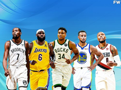Stephen A. Smith Reveals His Top 5 Players For The 2021-22 Season: Kevin Durant Is No. 1, LeBron James Is No. 2