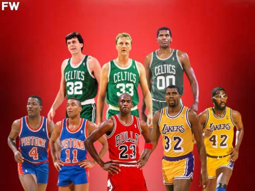 Robert Parish Says Michael Jordan Is Not The GOAT Because He Didn't Defeat Great Teams: 'He Couldn't Beat Celtics, Pistons Got Old, He Couldn't Beat Lakers In Their Prime.'