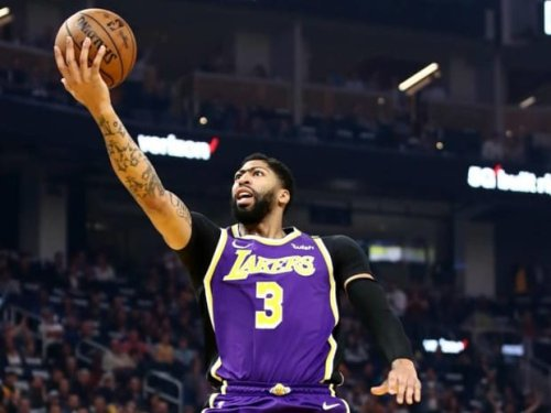 """Michael Cooper On Anthony Davis' Importance For The Lakers: """"He Needs To Be An MVP Player. Because If Everybody Does Their Job And He Does What He's Supposed To Be The MVP Player, Lakers Cannot Be Beaten."""""""