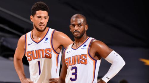 Matt Barnes Explains Why He Won't Be Betting On The Phoenix Suns Next Season