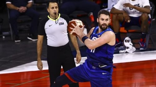 """Kevin Love Blasts Jerry Colangelo Over Olympic Team Comments: """"I'm Sitting Up Here And Being The Nice Guy Right Now But Honestly... F*ck That."""""""