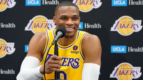 Kendrick Perkins And Skip Bayless Respond As Russell Westbrook Drops 33 Points In Lakers Win Over Spurs