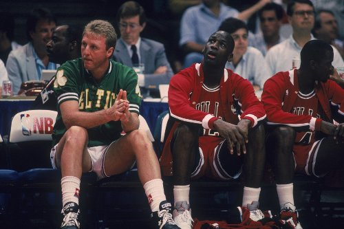 Michael Jordan When Larry Bird Announced His Retirement: 'Thank Goodness. I'm Glad. I'm Tired Of Seeing Your Face. You Ruined A Lot Of My Successful Games Against The Boston Celtics.'