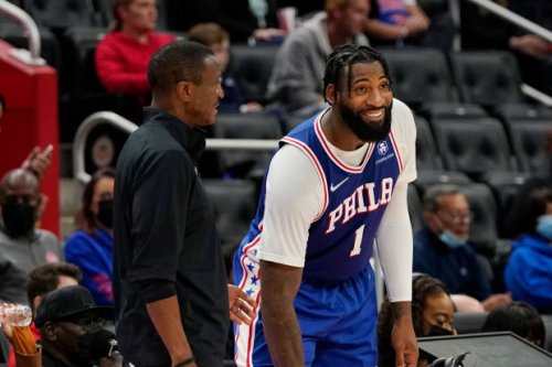 """Andre Drummond Reacts After Being Booed In Detroit: """"At The End Of The Day. It's Basketball. They're Sports Fans. They're Not Gonna Cheer For The Opposing Team. No Love Lost Here."""""""