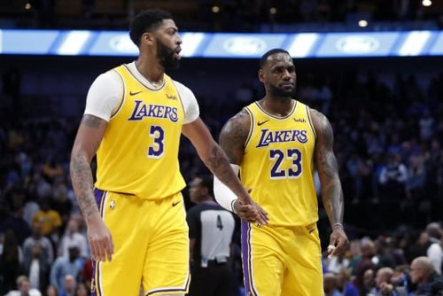 "Kendrick Perkins On The Lakers Players: ""The Others Aren't As Good As LeBron James And Anthony Davis"""