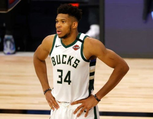 Giannis Antetokounmpo Posts A Hilarious Pic: 'I Almost Pooped'