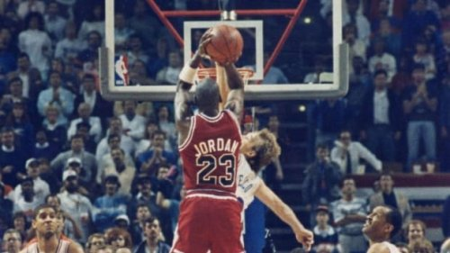 """Michael Jordan On Taking 'The Shot' Over Bryon Russell: """"I Would Have Taken That Shot With Five People On Me"""""""