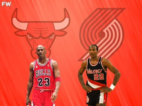 """Clyde Drexler Takes Shot At Michael Jordan Saying He Is Not Better Than Him: """"If You Are Taking 35 Shots, And I'm Taking 20, You Are Gonna Have More Points"""""""