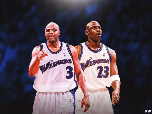 """Michael Jordan Ended The Chances Of Teaming Up With Charles Barkley In 2001: """"I Think Charles Will Be Getting The Message, Kwame Brown Can Play Multiple Positions."""""""