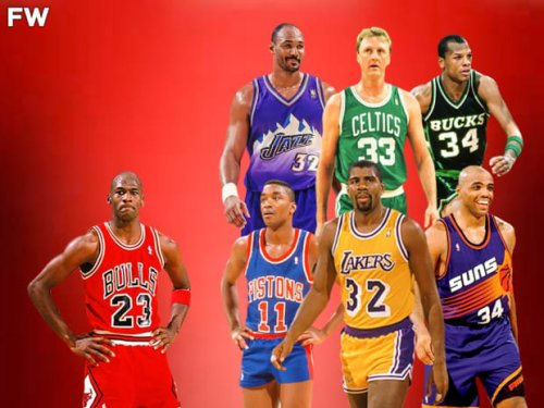 Michael Jordan Outscored 268 Out Of 269 Opposing Players In His NBA Career: Terry Cummings Is The Only Player To Ever Outscore Michael Jordan In A Playoff Series