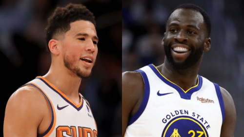Devin Booker Reveals What Draymond Green Told Him After Finals Loss