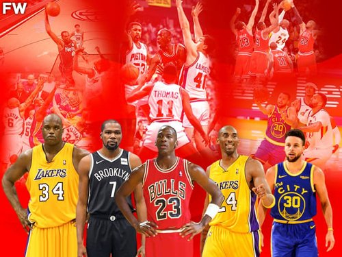 10 Most Unguardable Players In NBA History