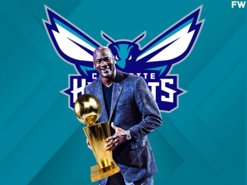 """Michael Jordan On His Aspirations With The Hornets: """"Winning A Championship In And With Charlotte."""""""