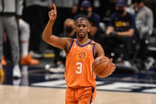 Chris Paul Is The First Player In NBA History With 20,000 Points And 10,000 Assists