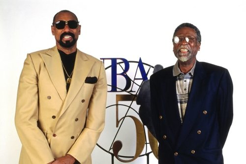 Wilt Chamberlain On His Friendship With Bill Russell: 'He Would Come To My House On Thanksgiving Night, He Would Sleep In My Bad And Take Some Food And He Would Go Out There And Whip My Butt'