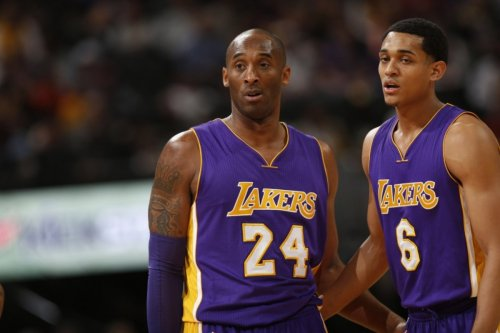"""Jordan Clarkson Reveals The Time Kobe Bryant Yelled At His Lakers Teammates: """"But From That Point On, I Felt All Of Us Had A Different Look At Everything."""""""