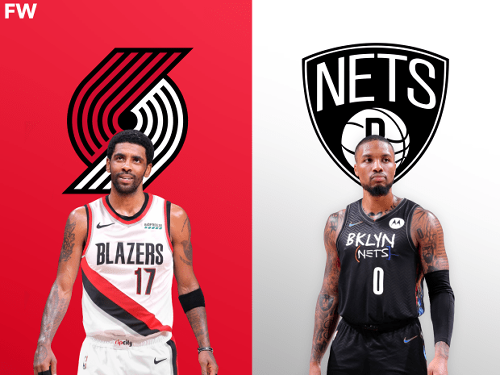The Perfect Trade For The Brooklyn Nets: Kyrie Irving For Damian Lillard