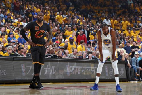 Kevin Durant Says 2017 Finals Is Better Than 2021 Finals