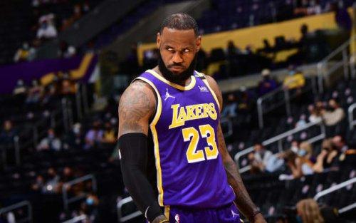 LeBron James Ranks 7th On ESPN's MVP Favorites List