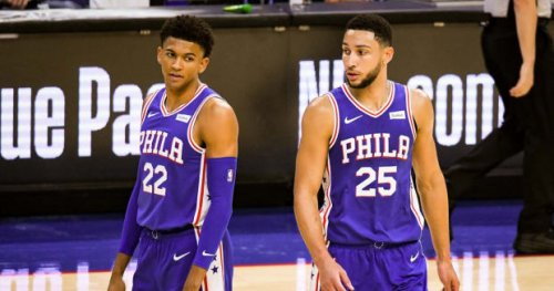 """Matisse Thybulle's Cold Reaction To Ben Simmons' Return To Practice: """"I Live In My World"""""""