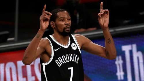 """Stephen A. Smith: """"Kevin Durant Is The Greatest Player In The History Of New York."""""""