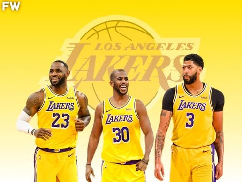 Magic Johnson Says Chris Paul Should Join The Lakers If He Doesn't Win With The Suns