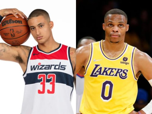 """Kyle Kuzma Thinks Wizards Were Right To Trade Russell Westbrook: """"You Gotta Do That Trade 10 Out Of 10 Times... Five Good Basketball Players For One, It Makes Sense."""""""