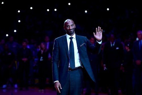 """Michael Jordan's Son: """"It Breaks My Heart To Think About Hearing What Kobe Would Say In His Speech Tonight... If There Was Ever A Person Who Earned That Moment, He's Up There."""""""