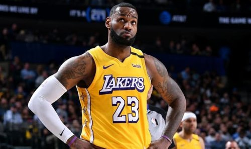 """LeBron James Isn't Worried About The Los Angeles Lakers' Position In The  Standings: """"Let The Chips Fall Where They May. We're Ready To Go."""" -  Flipboard"""