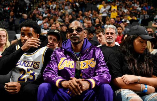 """Snoop Dogg On The Lakers: """"Never Thought I'd Say It, But We Sorry And The Clippers Better Than Us."""""""
