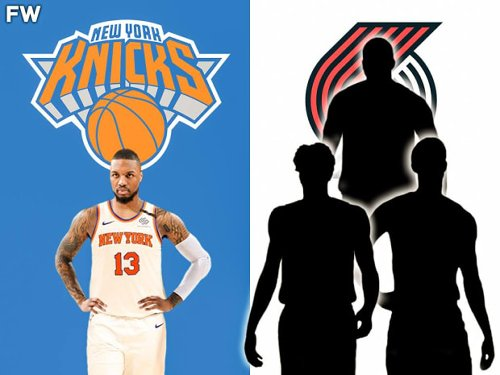 NBA Rumors: Knicks Are Willing To Include Three First-Round Picks For Damian Lillard
