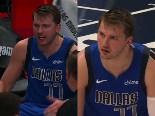 """Luka Doncic Was Furious And Mad At Rick Carlisle: """"Told You Not To Call A Timeout When You Don't Need It!"""""""