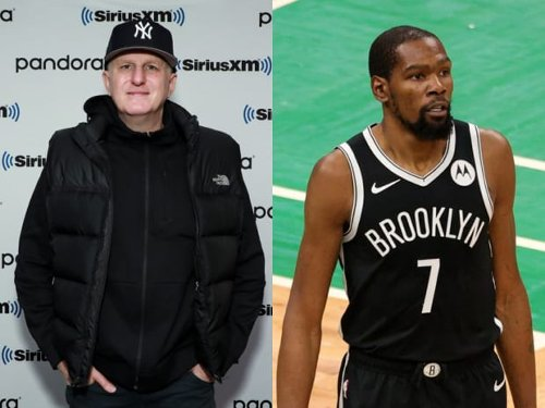"""Former Friend Michael Rapaport Takes Shot At Kevin Durant: """"If You Are Waiting For 'The KD Game' It Ain't Happening. LeBron, Steph And Russ Can Impose Their Will On A Team. Durant Has Never."""""""