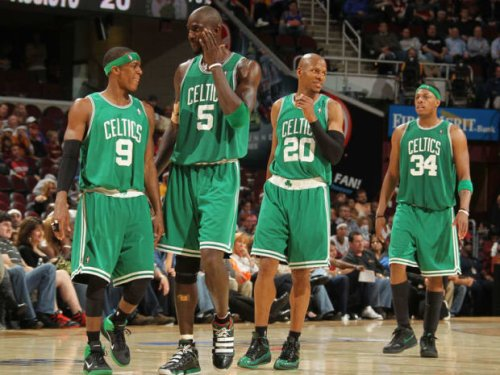 Gabrielle Union Takes A Shot At Paul Pierce, Kevin Garnett, And Ray Allen For Not Admitting They Started The Superteam Trend