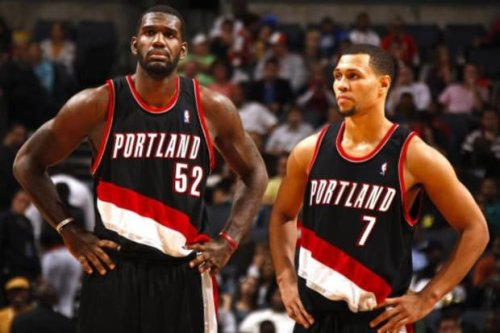 Brandon Roy Believed The Trail Blazers Could Have Won A Championship Once They Drafted Greg Oden